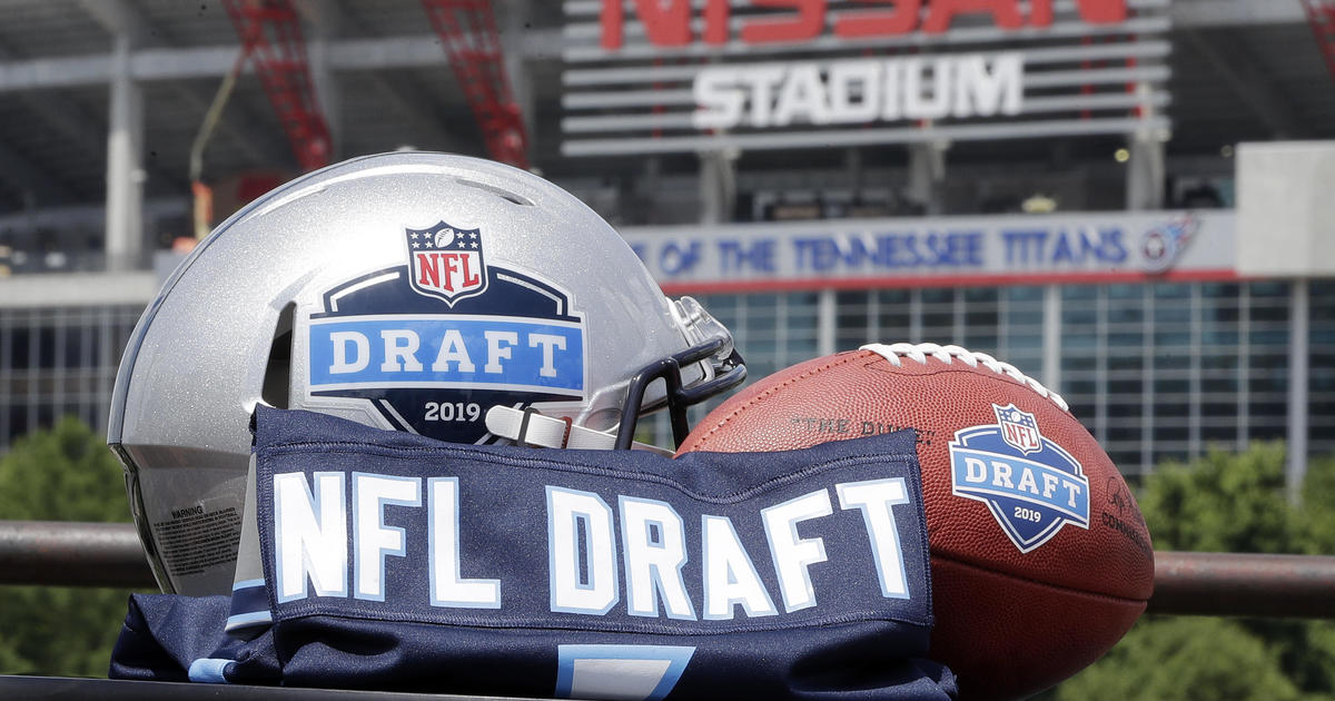 NFL Draft 2019: Schedule, team draft order, TV channels, how