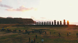 A Marriage Made in Hell, Superbugs, Easter Island