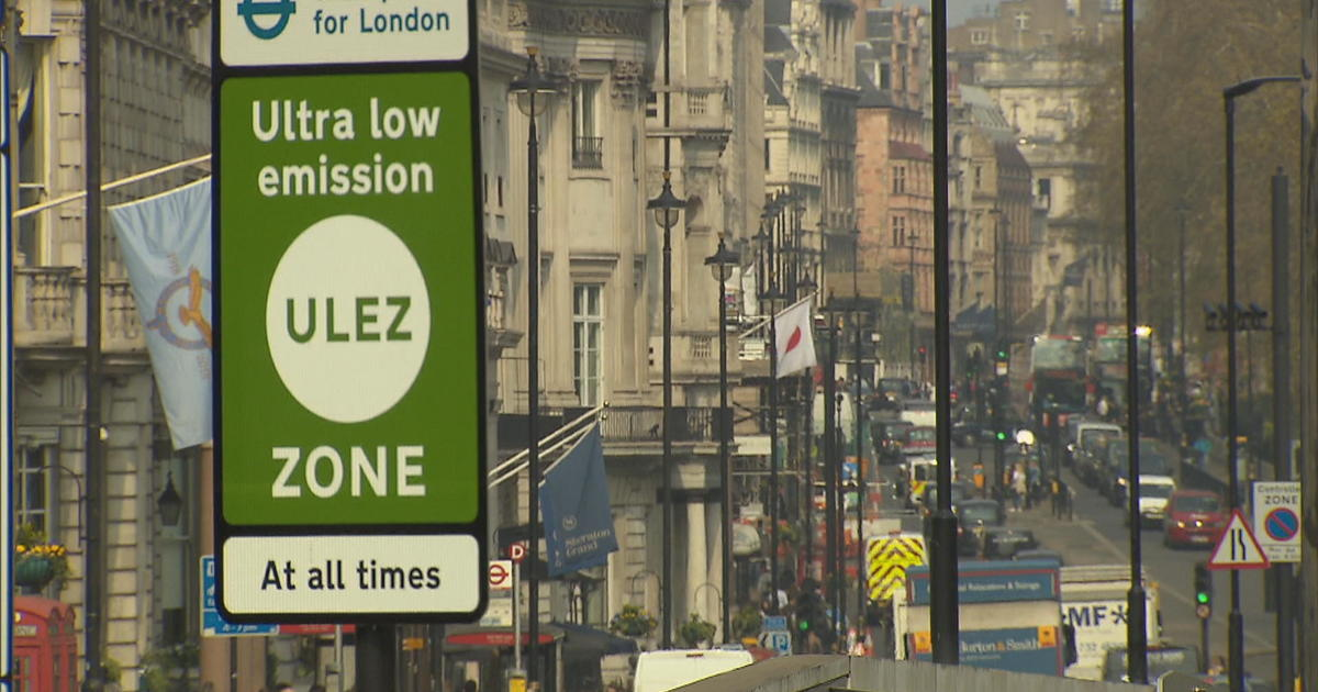 Earth Day 2019: A drive around London shows effects of climate change