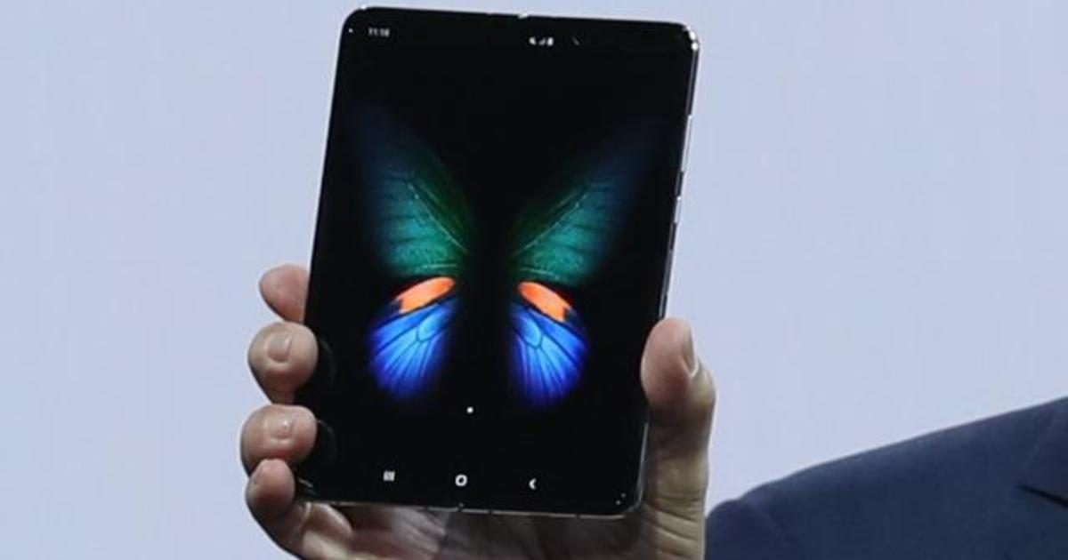 Samsung Galaxy Fold release delayed over screens breaking