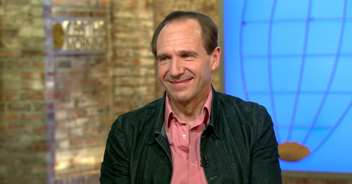 Actor Ralph Fiennes on directing