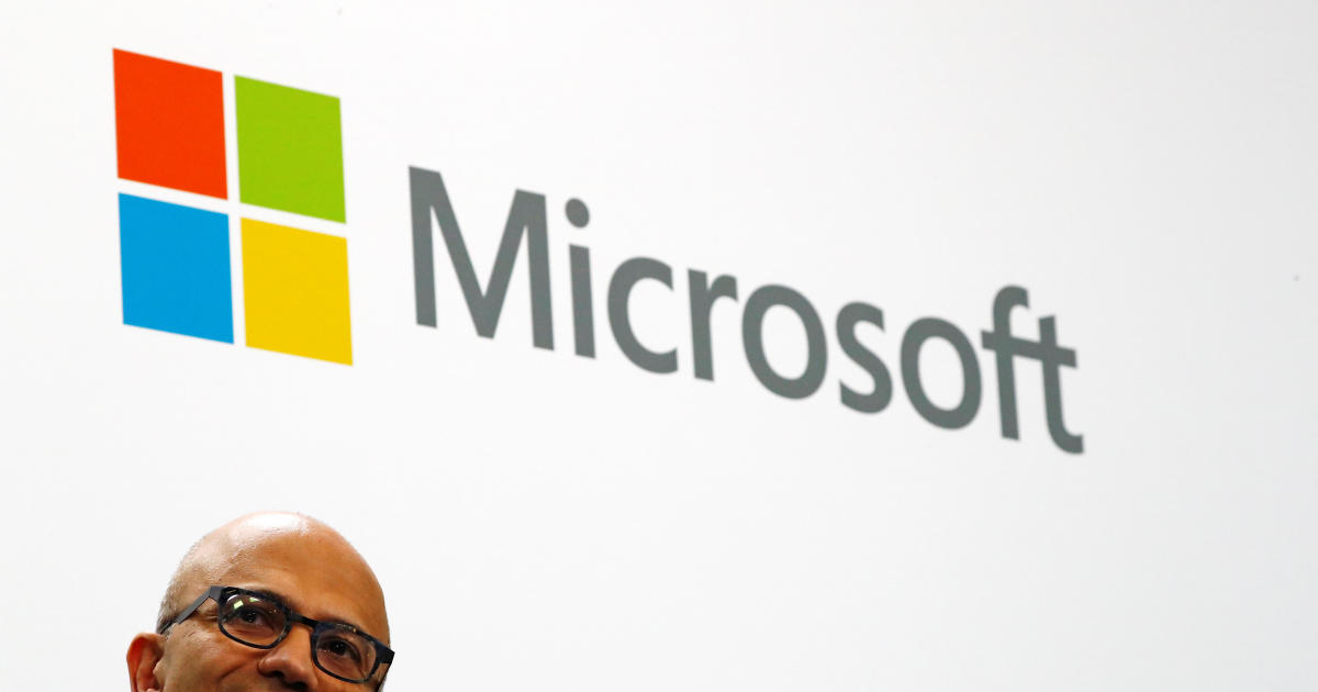 Microsoft: 1 trillion market value reached today