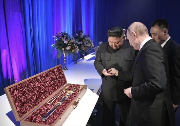 Putin Kim Summit