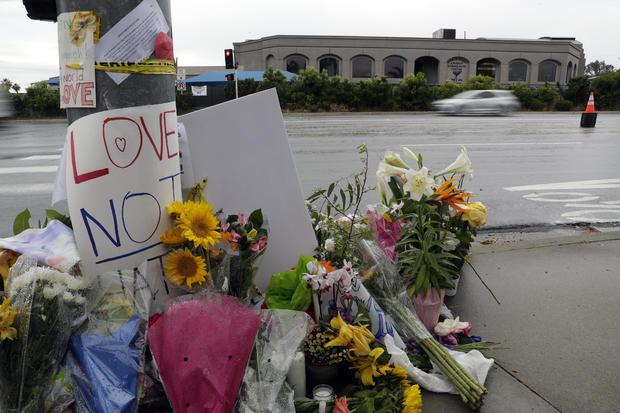 Synagogue Shooting California