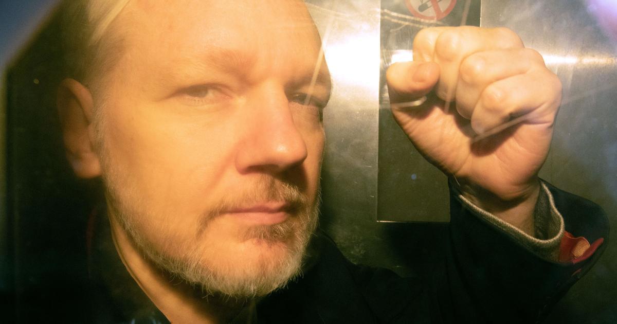 Julian Assange indictment: Julian Assange hit with 18 federal