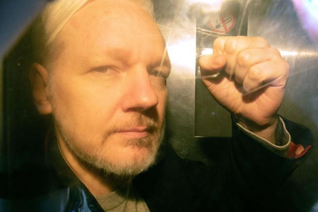 BRITAIN-US-ECUADOR-AUSTRALIA-DIPLOMACY-COURT-ASSANGE