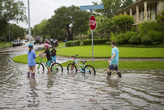 Texas Heavy Rain