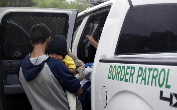 Border Patrol Biometrics