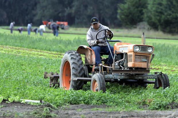 Food And Farm Pesticide Fight