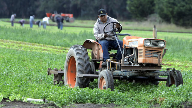 Food And Farm Pesticide Fight