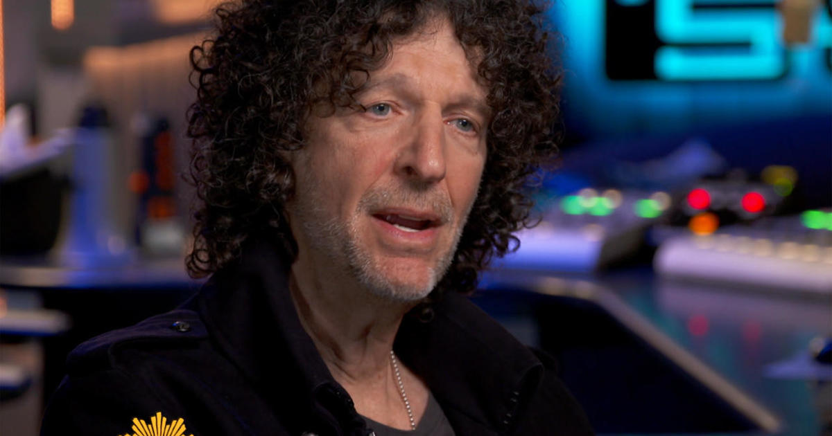 Howard Stern On Donald Trump, As A Guest And A President