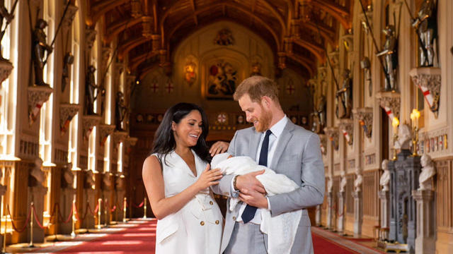 The Royal Baby 2019 latest videos: Prince Harry and Duchess of