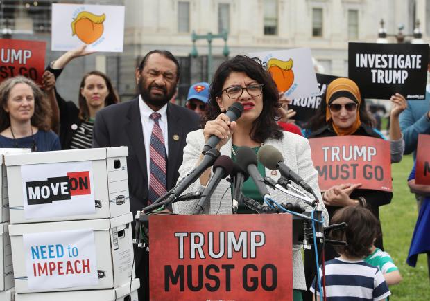 Activist Groups Deliver Petition With Ten Million Signatures To Congress Urging Impeachment