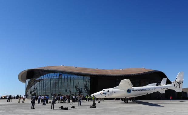 Virgin Galactic moving operations to Spaceport America