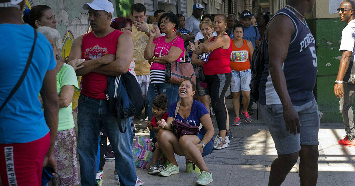Cuba Food Shortage: Cuba Begins Widespread Rationing Of