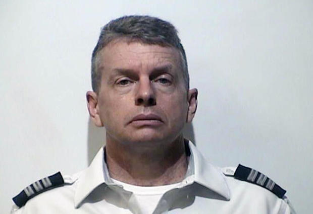 Christian Martin, pilot for American Airlines subsidiary, arrested
