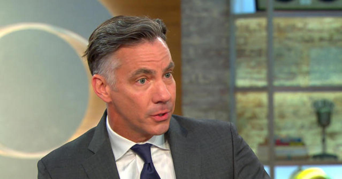 "China and Russia: China, Russia are waging a ""shadow war"" against U.S. and we're not fighting back, author Jim Sciutto says"