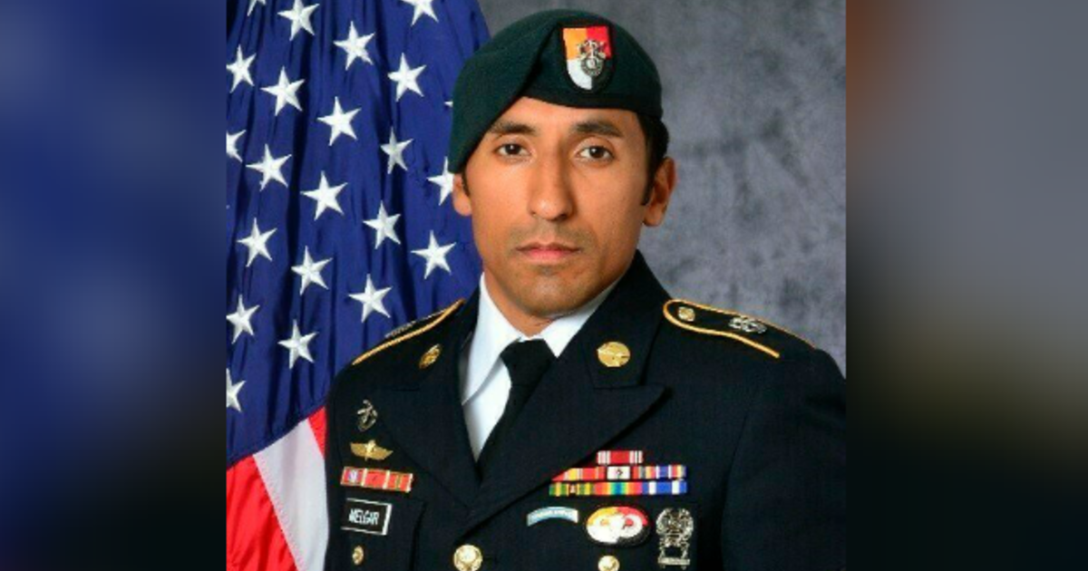 Marine sentenced in 2017 killing of Green Beret in Africa