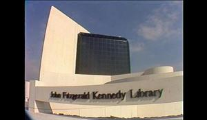 From 1979: Architect I.M. Pei on the JFK Library