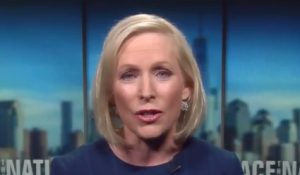 Sen. Kirsten Gillibrand on May 19