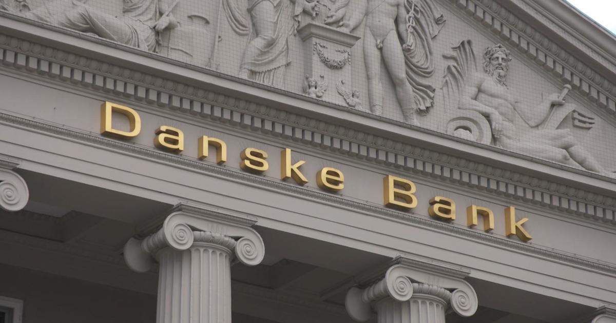 How the Danske Bank money-laundering scheme involving $230 billion unraveled - 60 Minutes