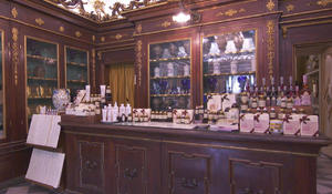 The world's oldest pharmacy
