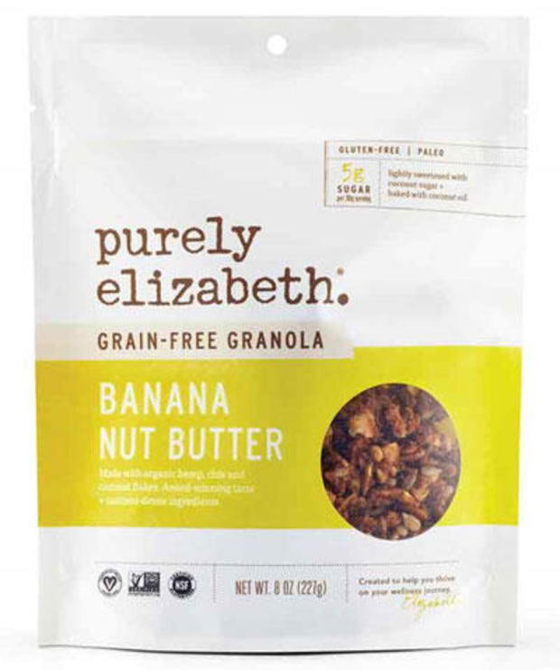 Purely Elizabeth recall: Granola and granola bars may contain foreign matter like glass, plastic or rocks
