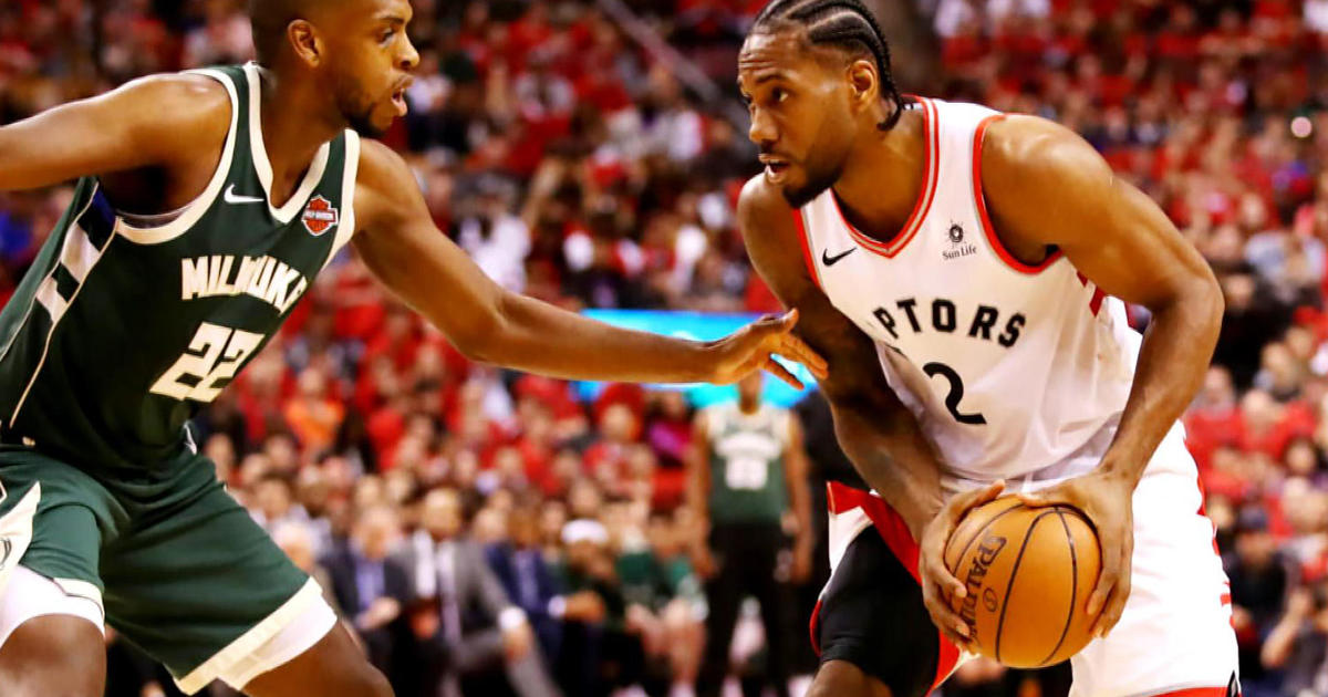 Raptors claw back into NBA East Finals with double overtime win