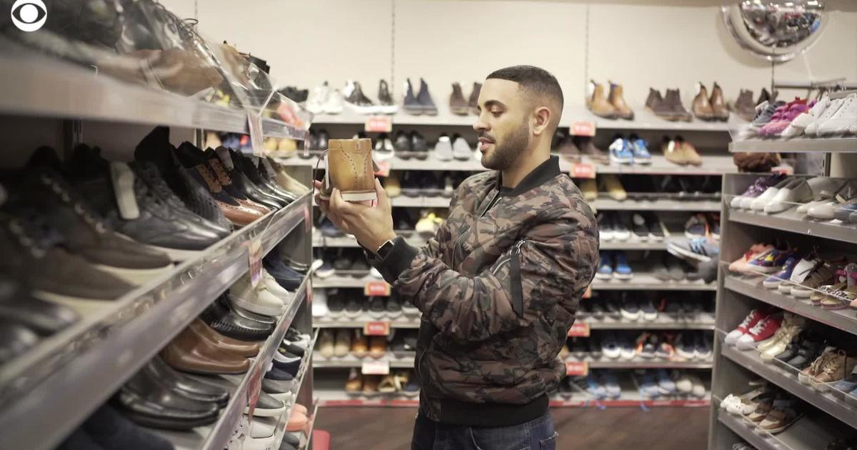 China tariffs: Here's how much more your shoes might cost