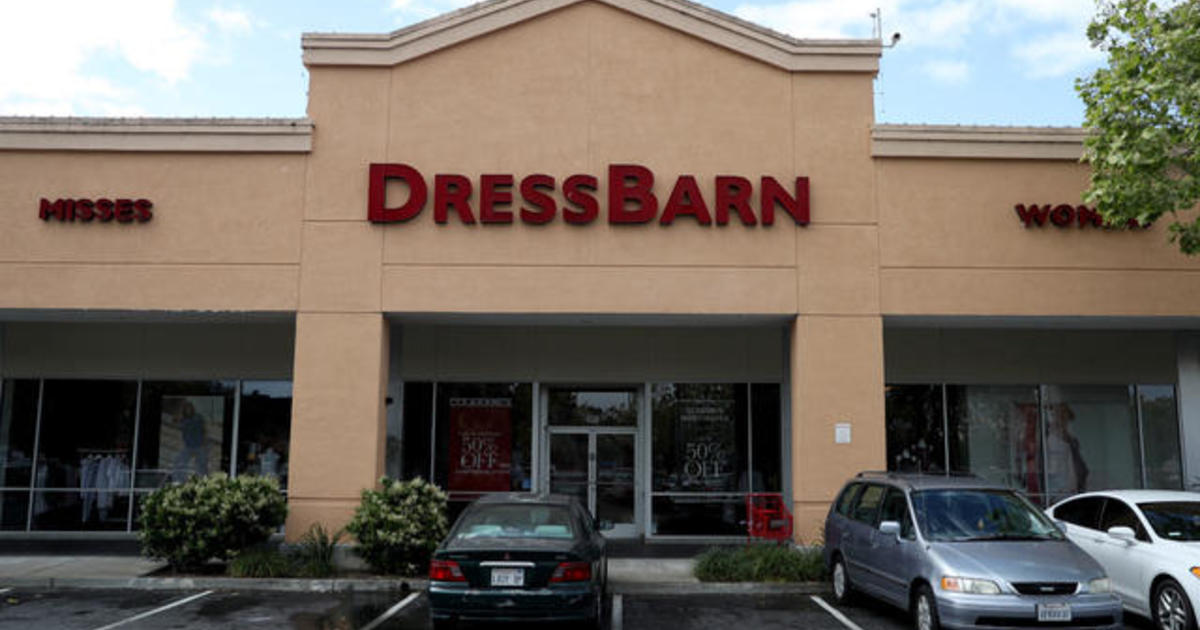 dressbarn to close all 650 stores as retail decline continues
