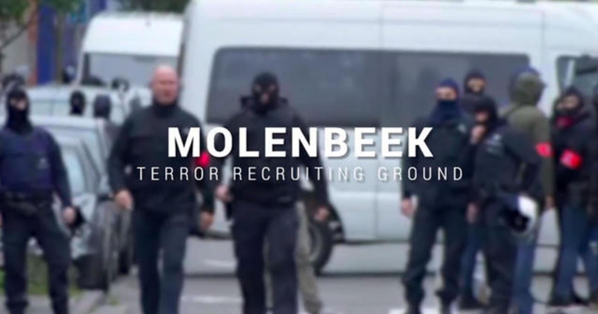 CBSN Originals - Molenbeek: Terror Recruiting Ground