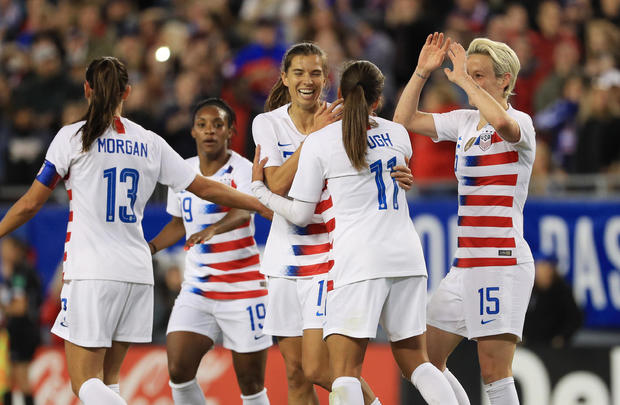 75d1e163b U.S. team an early favorite to win Women s World Cup