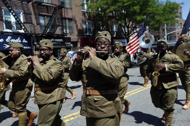 U.S. WWI Centennial Commission 369th Experience Brooklyn Memorial Day Parade