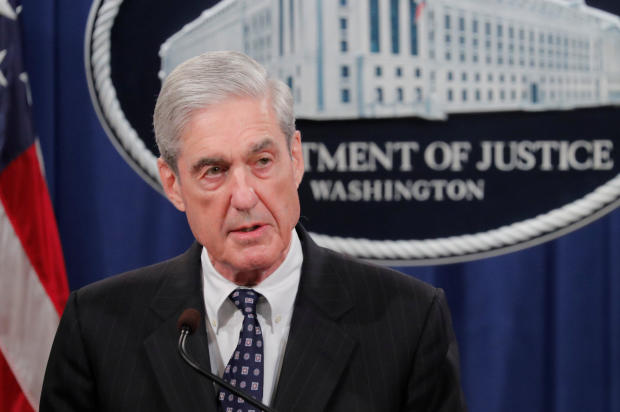 Robert Mueller to testify before Congress, Democrats say