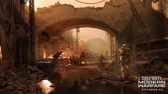 New Call Of Duty: Modern Warfare looks to make a more mature war