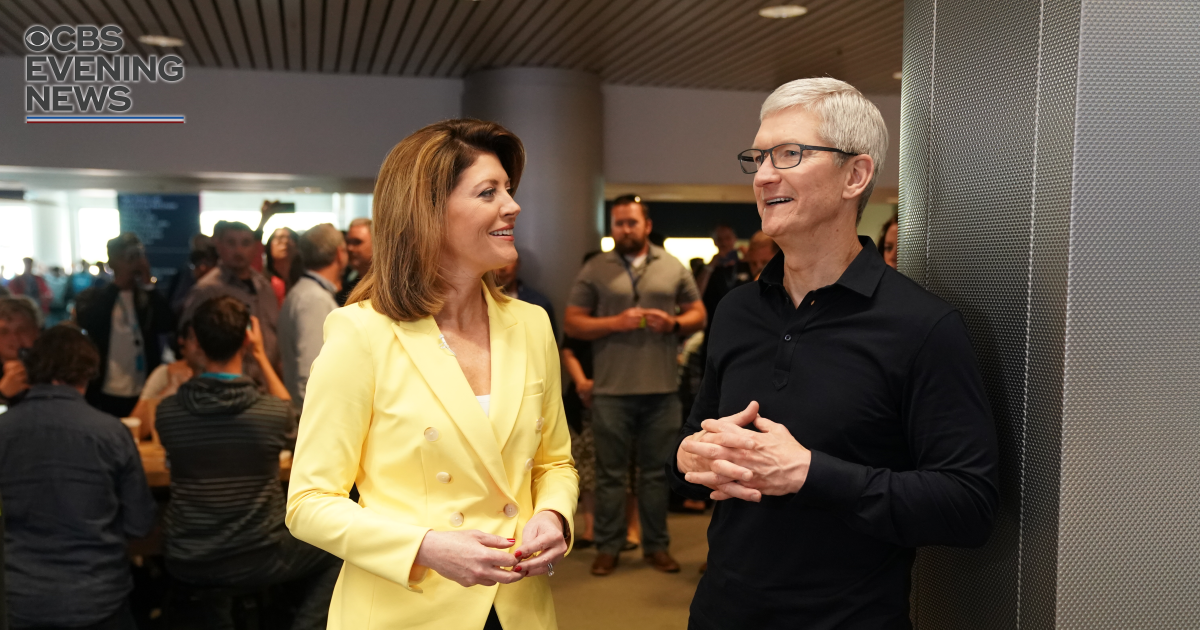 """Tim Cook interview: Apple CEO says """"We should all be concerned"""" about fake news"""