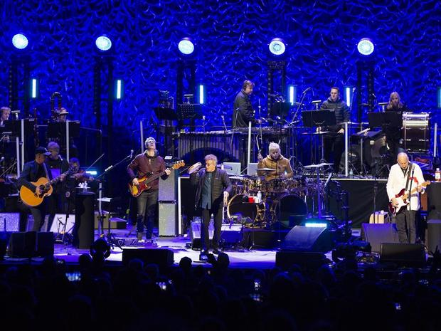 The Who - Summer music 2019 - Pictures - CBS News