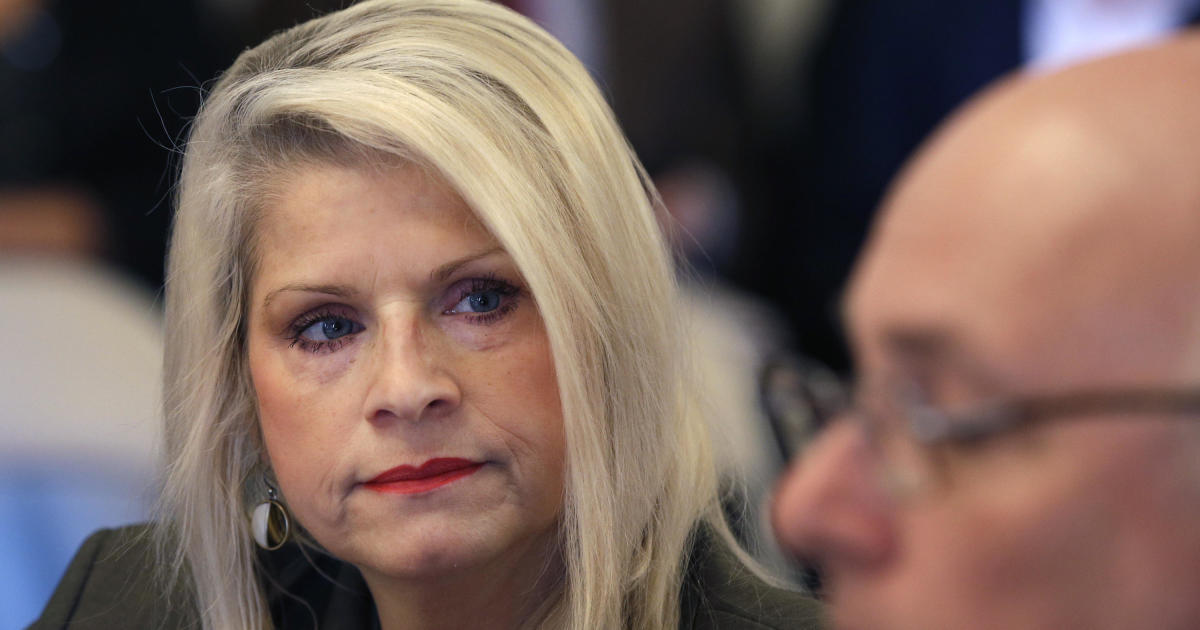 Linda Collins-Smith, Arkansas state senator found dead, campaign worder Rebecca Lynn O'Donnell arrested in connection to lawmaker's death