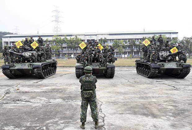 TAIWAN-MILITARY-AIR-FORCE