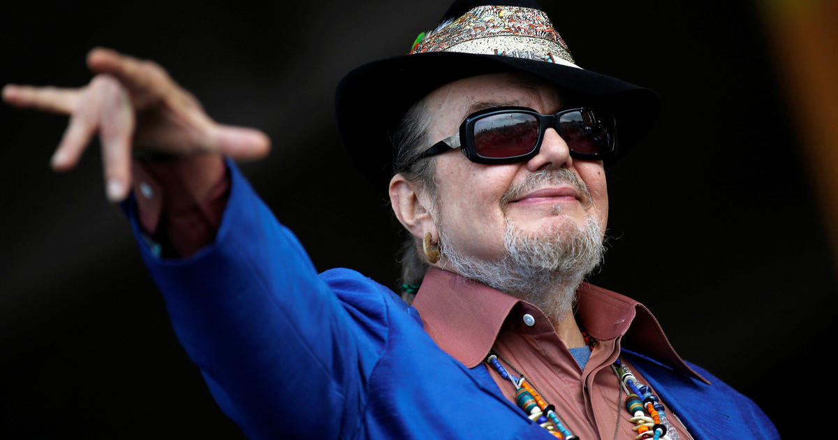 Dr  John has died: Grammy-winning New Orleans musician whose hits