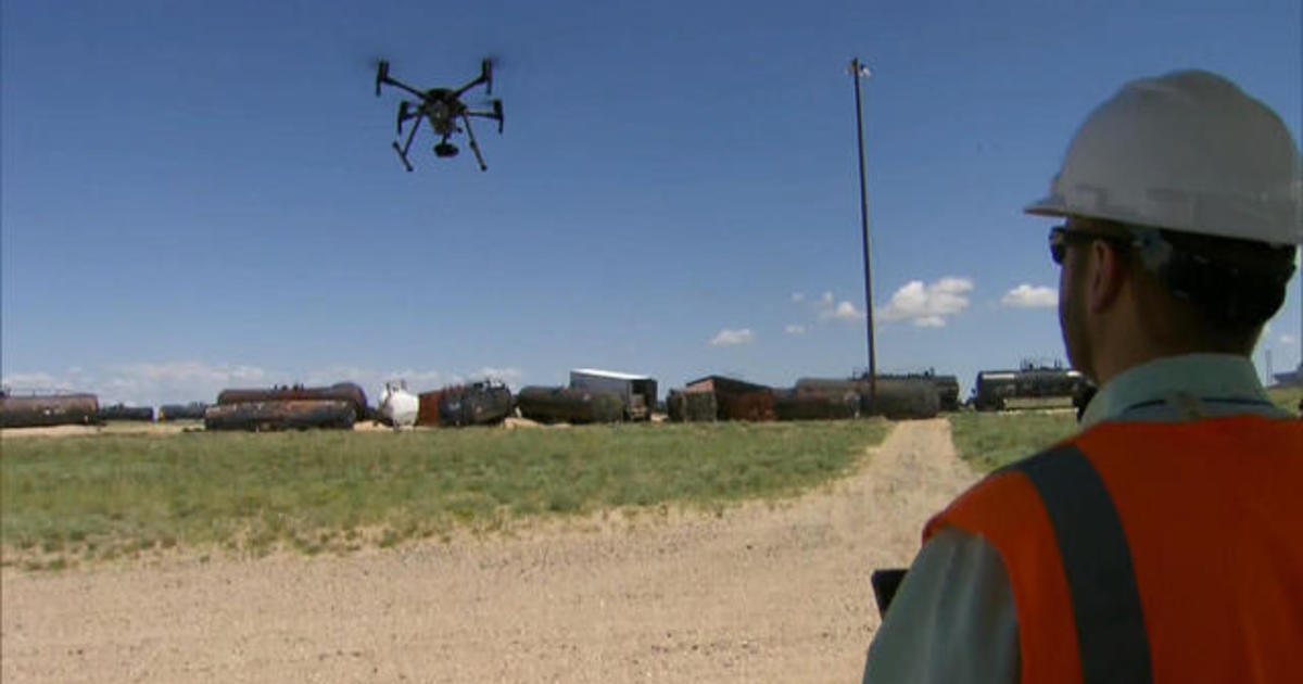How drones are playing a vital role in disaster scenarios
