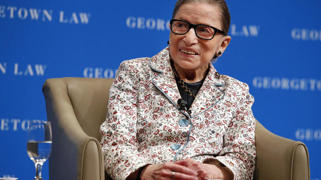 Supreme Court Ruth Bader Ginsburg