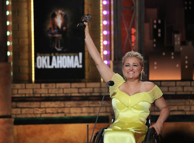 Ali Stroker — 73rd Annual Tony Awards