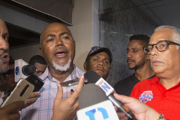 DOMINICAN REP-BASEBALL-SHOOTING-ORTIZ