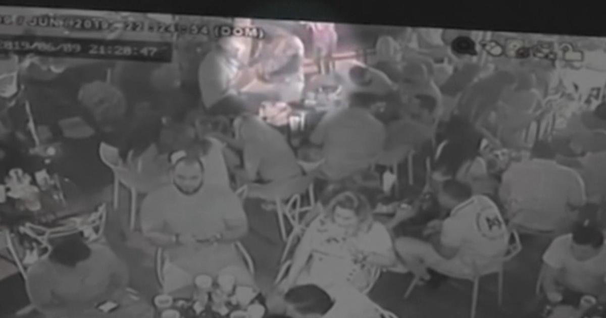 David Ortiz shooting: Dominican Republic nightclub