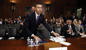 """McAleenan concerned border crisis just a """"political issue"""" for some"""