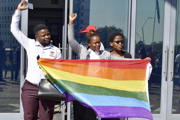 Botswana Gay Rights