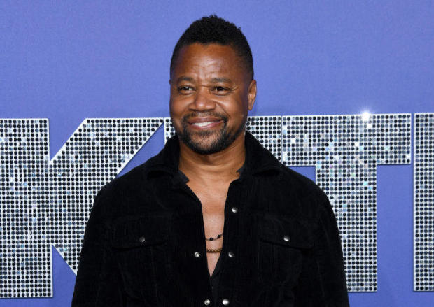 Cuba Gooding Jr charged with groping woman at New York club
