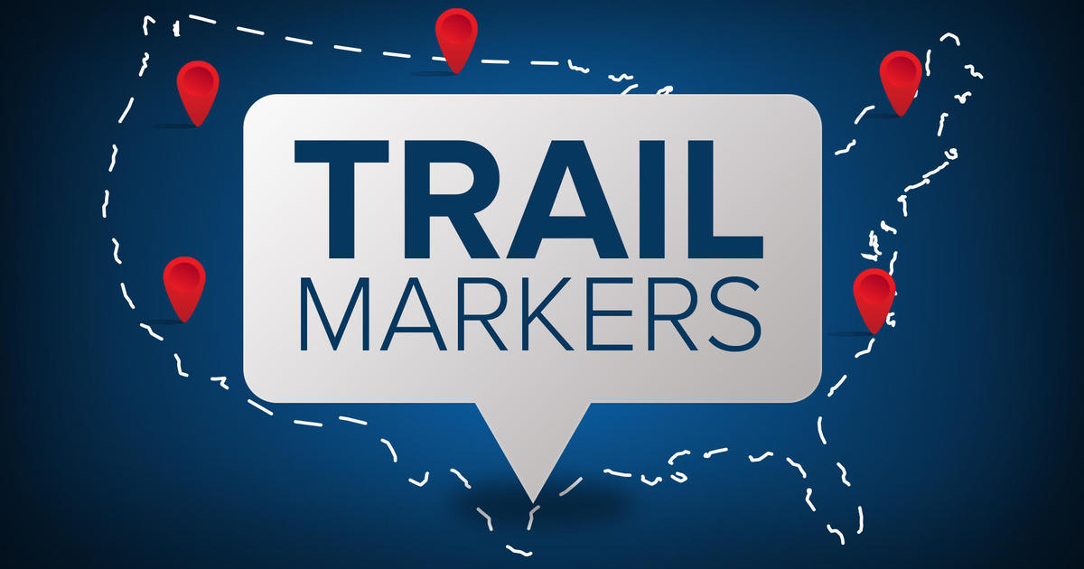 2020 Sunday Trail Markers: Biden leads field in first CBS Battleground Tracker poll