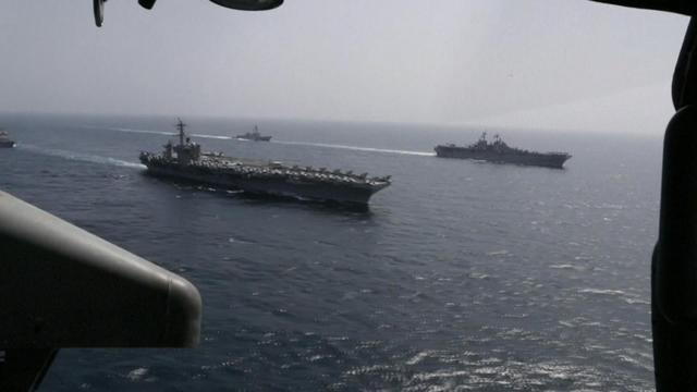 Tanker attacks: Iran tried to pick up crews from both attacked